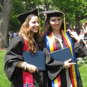 Adina Badea Graduation 2011